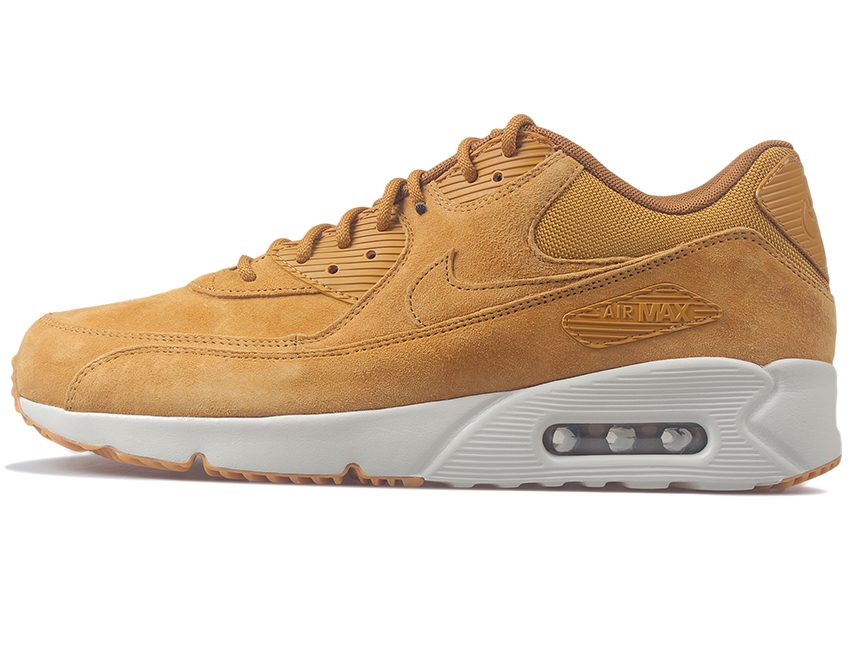 Nike Air Max 90 Ultra 2.0 小麦 跑鞋