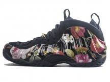 Nike Air Foamposite One  花卉喷泡 男女 篮球鞋