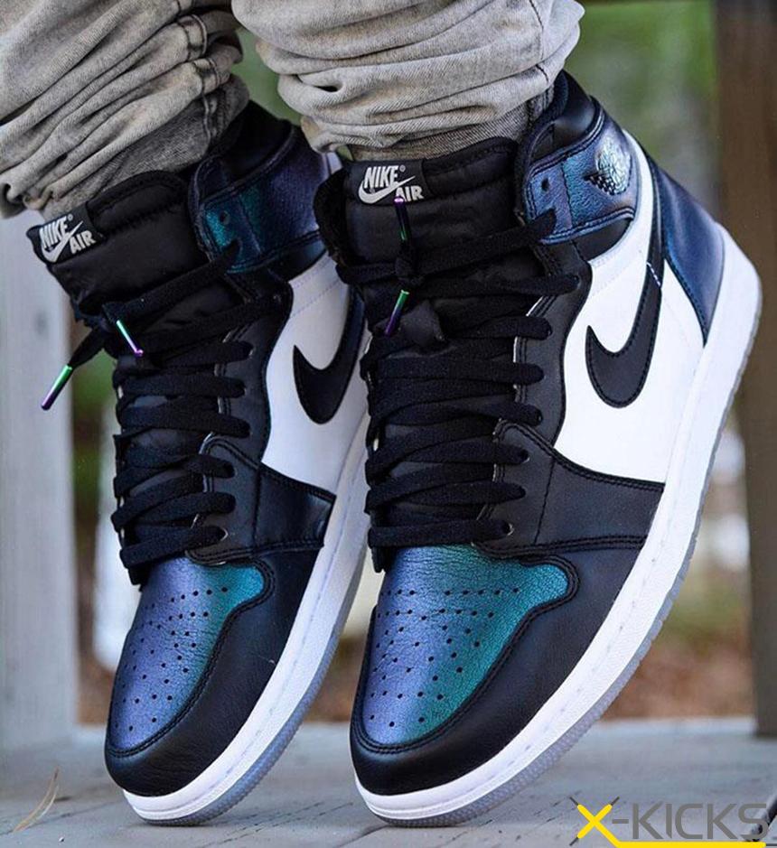 乔丹标志_Air Jordan 1 AS BG OG AJ1 变色龙全明星篮球鞋_Air Jordan 1_JORDAN正代系列 ...
