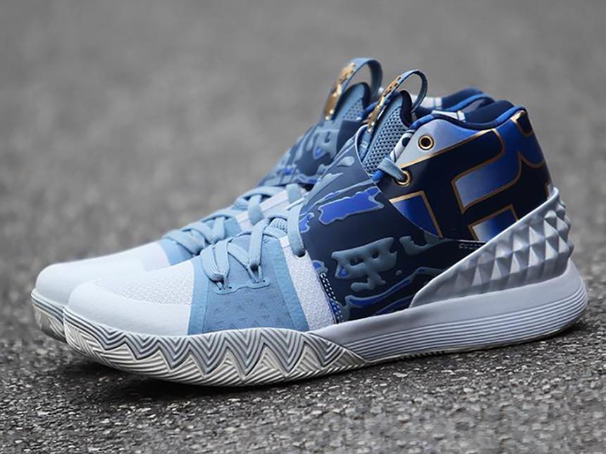 NikeKyrieS1Hybrid欧文3电影合体篮球鞋抖音结巴跳伞巅峰图片