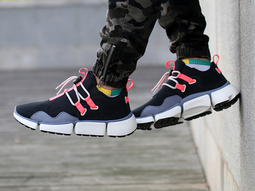 nike lab pocket knife dm 抽绳 机能运动鞋
