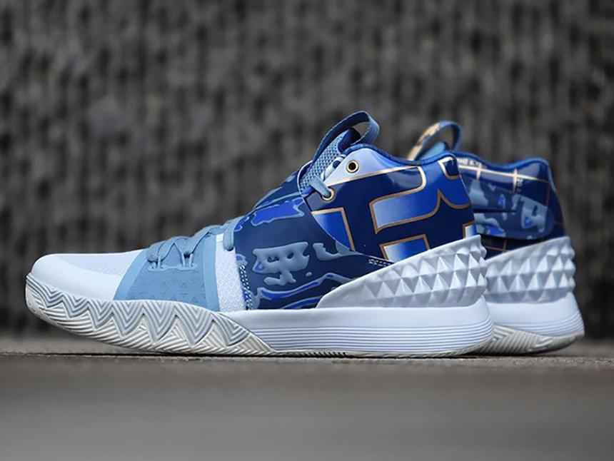 NikeKyrieS1Hybrid欧文3巅峰篮球合体鞋济南九如山的漂流图片
