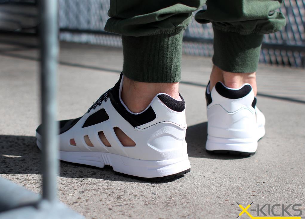 Adidas EQT Racer 三叶草呼吸慢跑鞋