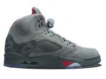 AIR JORDAN 5 DARK STUCCO CAMO 迷彩 特价