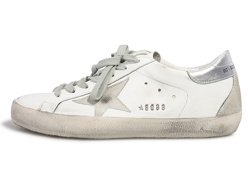 Golden Goose Superstar ggdb 星星做旧低帮小脏鞋