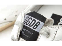Golden Goose Superstar ggdb 星星白粉低帮小脏鞋