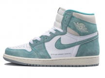 Air Jordan 1 Turbo Green AJ1蒂芙尼绿麂皮 特价