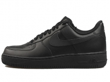 Nike Air Force 1 '07 Shoe 全黑 特价