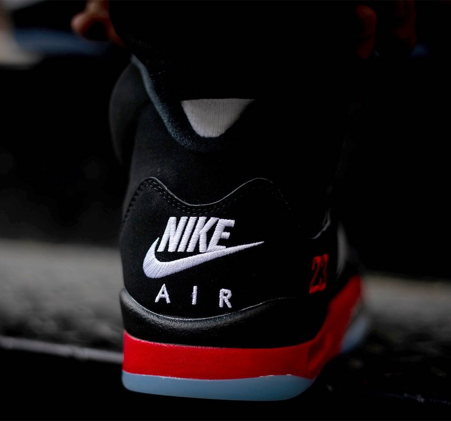 Air Jordan 5 AJ5 Top3 紫葡萄黑红